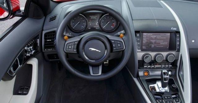 2014 Jaguar F-Type 5.0 V8 S  第8張相片