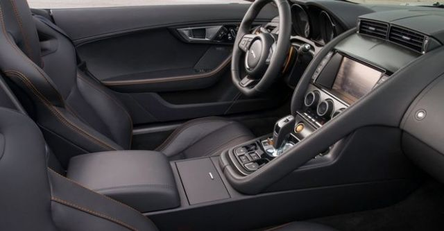 2014 Jaguar F-Type 5.0 V8 S  第9張相片