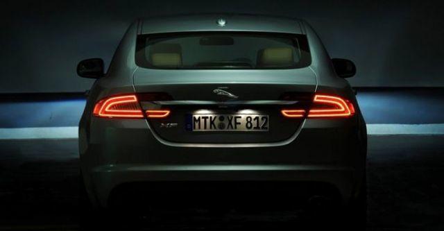 2014 Jaguar XF 2.2D  第6張相片