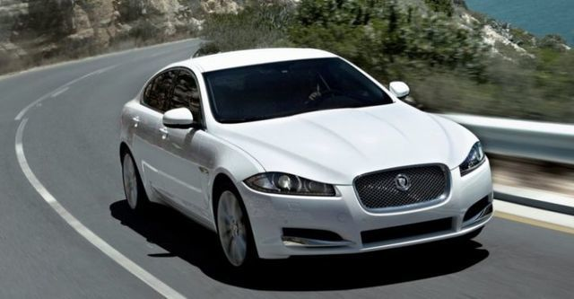 2014 Jaguar XF 2.2D Luxury  第1張相片