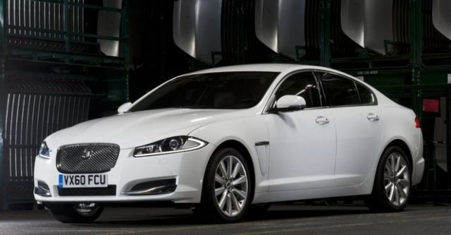 2014 Jaguar XF 2.2D Luxury  第2張相片