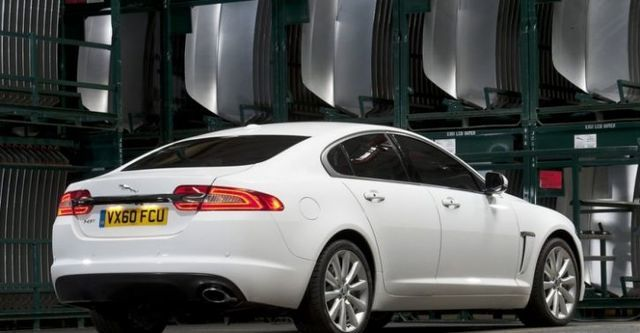 2014 Jaguar XF 2.2D Luxury  第3張相片