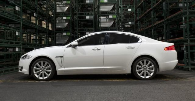 2014 Jaguar XF 2.2D Luxury  第4張相片