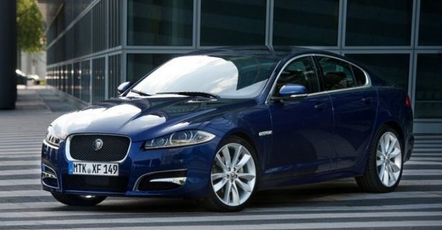 2014 Jaguar XF 3.0 V6 S/C Premium Luxury  第1張相片
