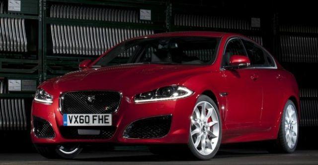 2014 Jaguar XF R 5.0 V8 SC  第1張相片