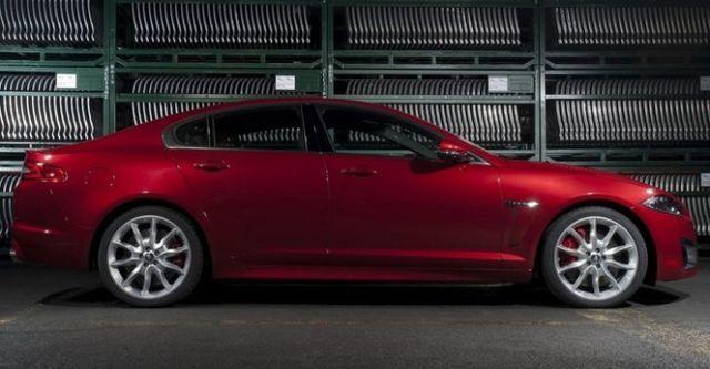 2014 Jaguar XF R 5.0 V8 SC  第3張相片