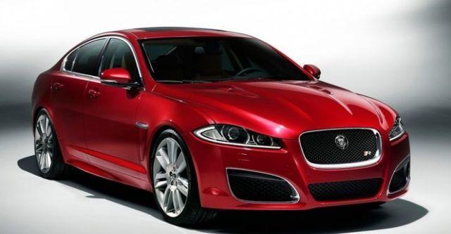 2014 Jaguar XF R 5.0 V8 SC  第6張相片