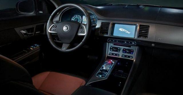 2014 Jaguar XF R 5.0 V8 SC  第8張相片