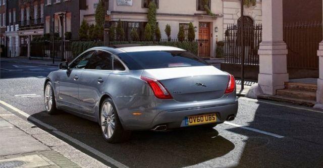 2014 Jaguar XJ L Premium Luxury  第3張相片