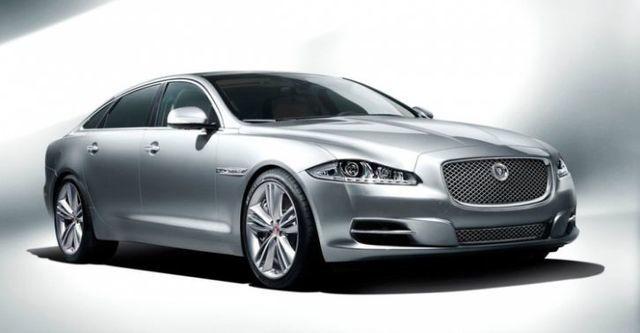 2014 Jaguar XJ L Premium Luxury  第4張相片