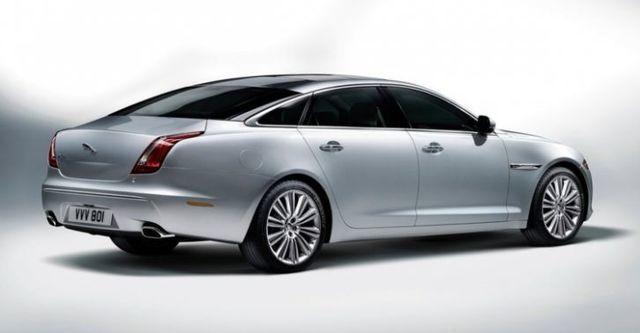 2014 Jaguar XJ L Premium Luxury  第5張相片