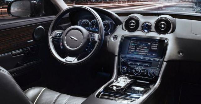 2014 Jaguar XJ L Premium Luxury  第7張相片
