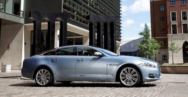 2014 Jaguar XJ Luxury  第3張相片