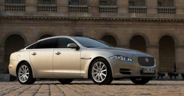 2014 Jaguar XJ Luxury  第4張相片