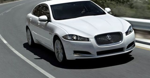 2013 Jaguar XF 2.0i Premium Luxury  第1張相片
