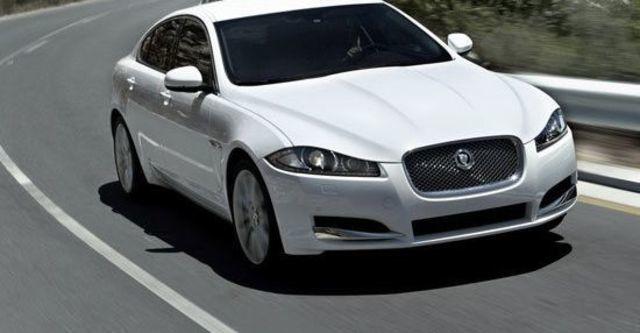 2013 Jaguar XF 2.0i Premium Luxury  第2張相片