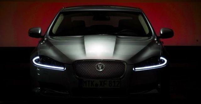 2013 Jaguar XF 2.0i Premium Luxury  第5張相片