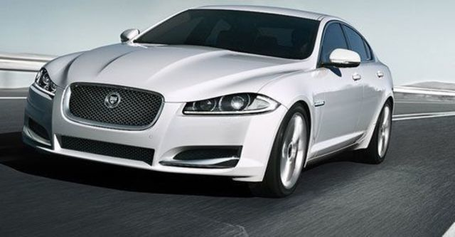 2013 Jaguar XF 3.0 V6 S/C Premium Luxury  第2張相片