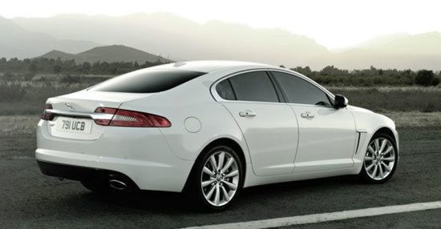 2013 Jaguar XF 3.0 V6 S/C Premium Luxury  第3張相片