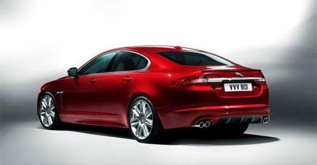 2013 Jaguar XF R 5.0 V8 SC  第3張相片
