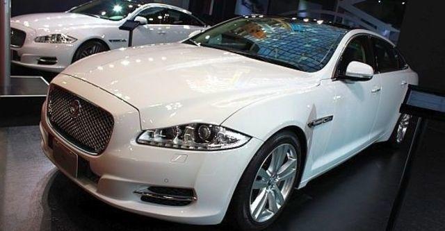 2013 Jaguar XJ L V6 S/C  第1張相片