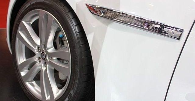 2013 Jaguar XJ L V6 S/C  第7張相片
