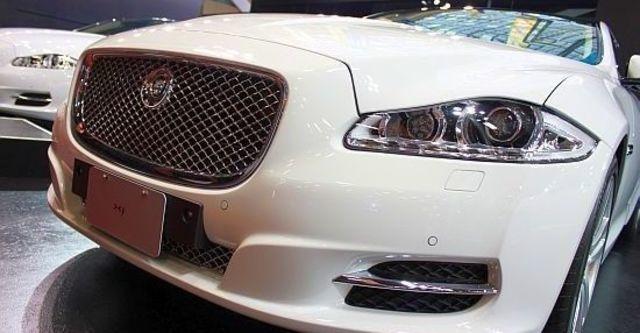 2013 Jaguar XJ L V6 S/C  第8張相片