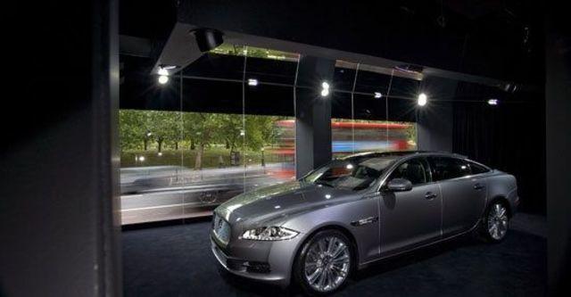 2013 Jaguar XJ L V6 S/C Platinum  第2張相片