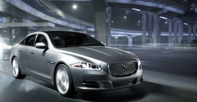 2013 Jaguar XJ L V6 S/C Platinum  第4張相片