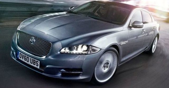 2013 Jaguar XJ Luxury  第1張相片