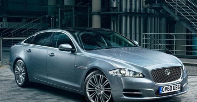 2013 Jaguar XJ Luxury  第3張相片