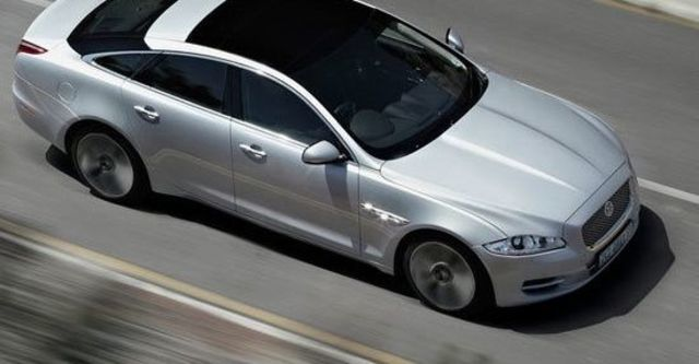 2013 Jaguar XJ Luxury  第4張相片