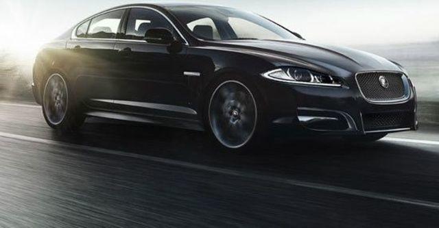 2012 Jaguar XF 2.2 D  第3張相片