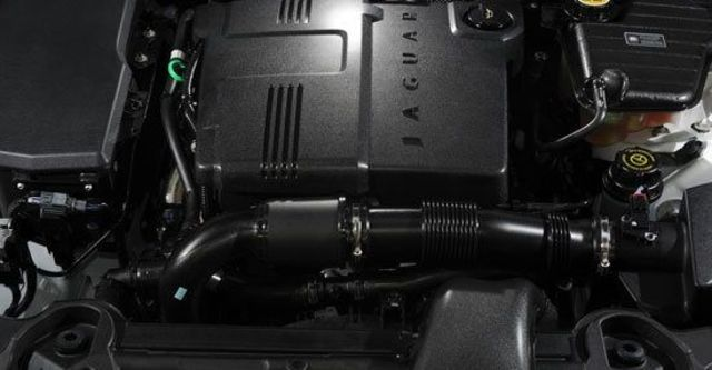 2012 Jaguar XF 2.2 D  第9張相片