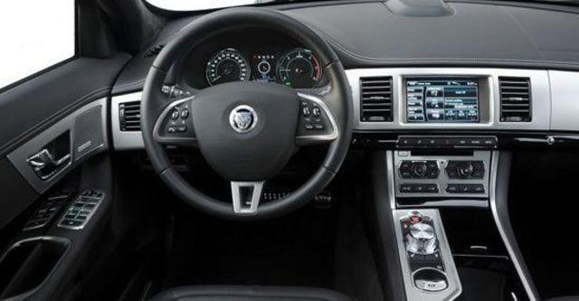 2012 Jaguar XF 2.2 D  第11張相片