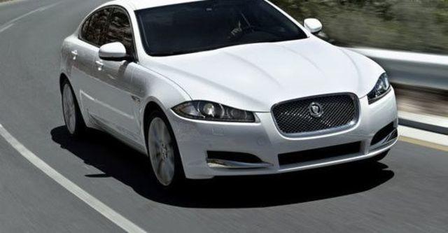 2012 Jaguar XF 3.0 V6D  第1張相片