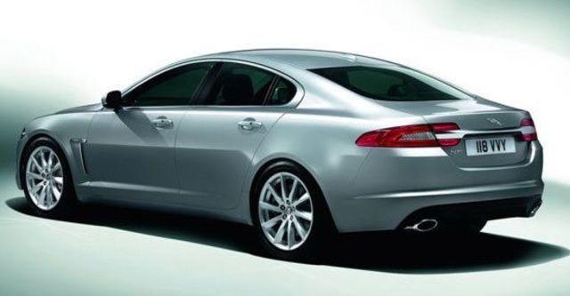2012 Jaguar XF 3.0 V6D  第3張相片