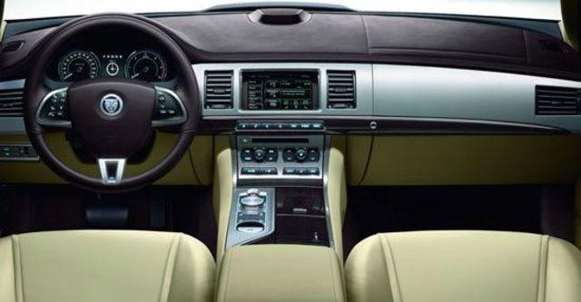 2012 Jaguar XF 3.0 V6D  第5張相片