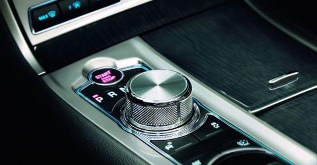 2012 Jaguar XF 3.0 V6D  第6張相片