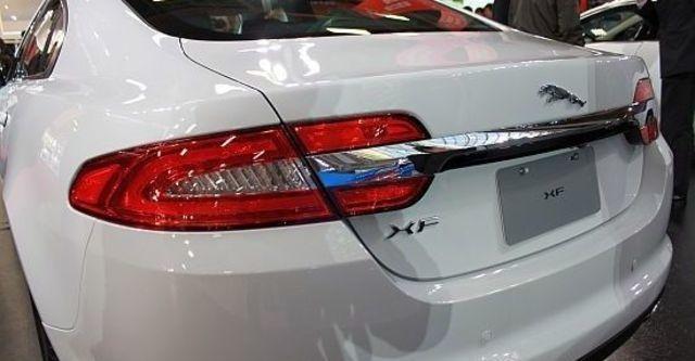2012 Jaguar XF 3.0 V6D  第8張相片