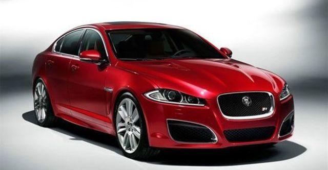 2012 Jaguar XF R 5.0 V8 SC  第1張相片