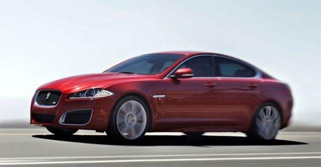 2012 Jaguar XF R 5.0 V8 SC  第6張相片