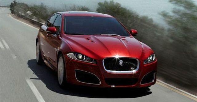 2012 Jaguar XF R 5.0 V8 SC  第7張相片