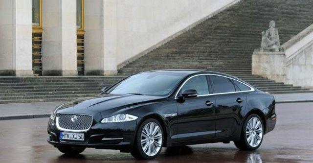 2012 Jaguar XJ 5.0 V8 L  第1張相片