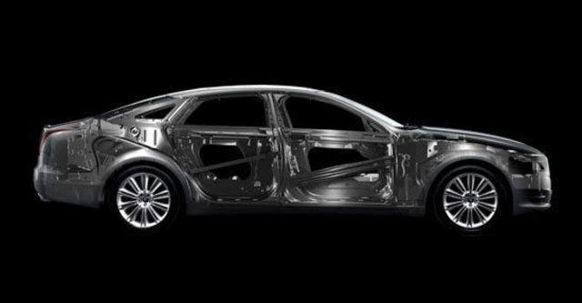 2012 Jaguar XJ 5.0 V8 L  第4張相片