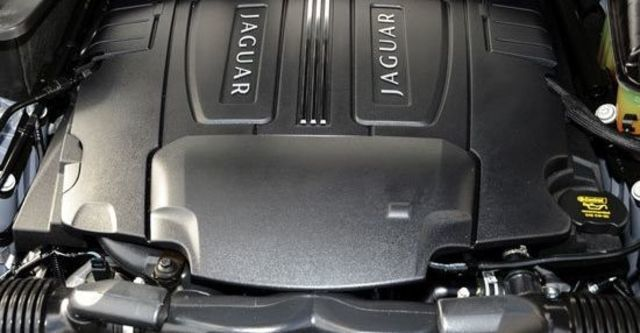 2012 Jaguar XJ 5.0 V8 L  第5張相片