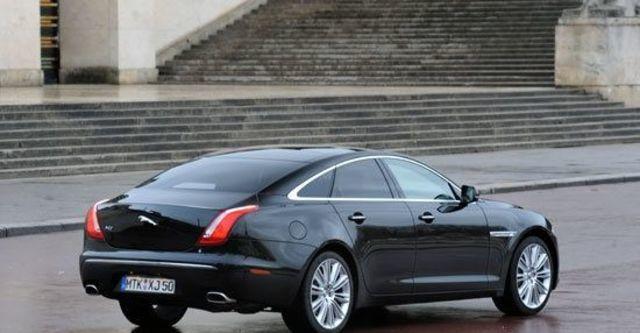 2012 Jaguar XJ 5.0 V8 L  第6張相片