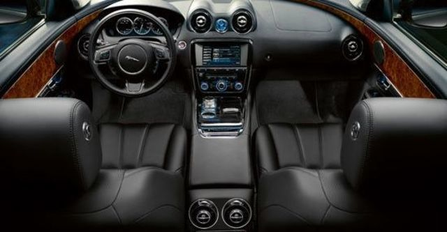 2012 Jaguar XJ 5.0 V8 L  第9張相片
