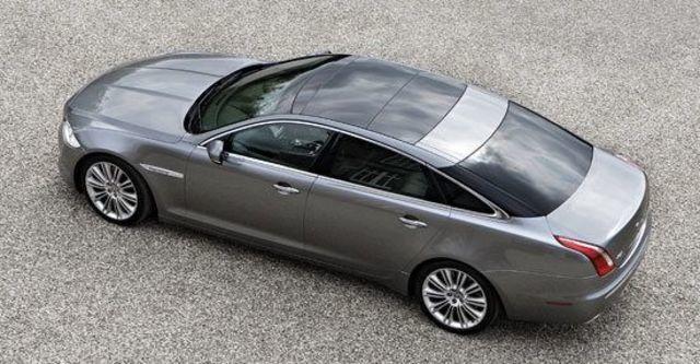 2012 Jaguar XJ 5.0 V8 L  第10張相片