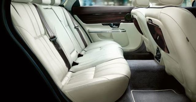 2012 Jaguar XJ 5.0 V8 L  第11張相片